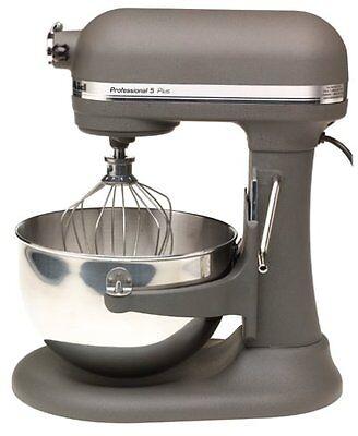 New KitchenAid Pro Stand Mixer 450-W 5-QT Kv25gOXgr All Metal Imperial Grey  50946947556 | eBay