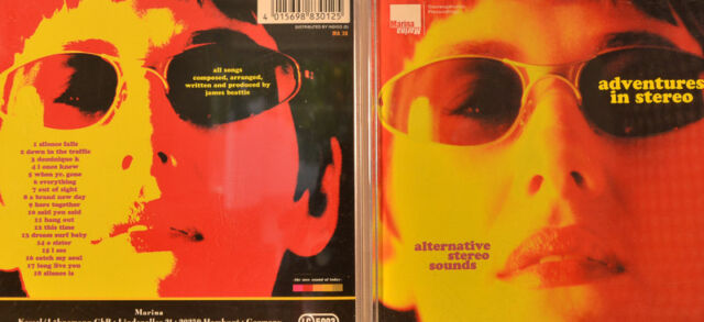 Adventures in Stereo - Alternative Stereo Sounds (CD O638)