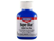 Birchwood Casey SUPER BLUE Gun Bluing Liquid Blue