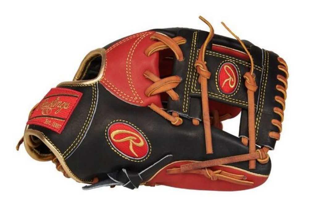 Rawlings Baseball 11.5  infield Heart of the hide RHT Guante pronp 4-2SBG