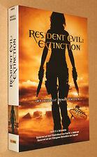 Resident EVIL EXTINCTION romanzo libro (316 pagine/18x12cm)