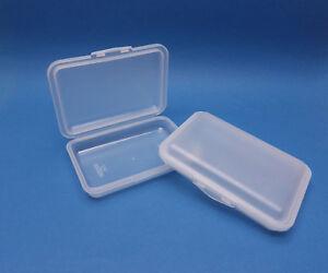 Buchsteiner-Klickbox-16-x-11-x-3-2cm-transparent-Universalbox-Tablettendose