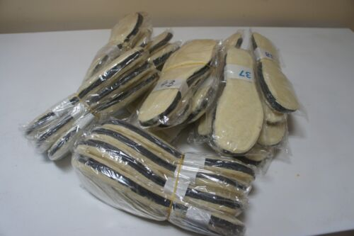 "fur/"" Wool 100/%.Made in Ukraine. Winter insoles with thermal /""Felt"