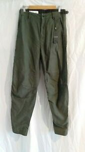 BNWT-G-STAR-RAW-Ainsdock-tapered-green-cargo-pants-Size-W30-L34