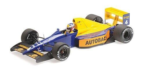 Minichamps F1 Tyrrell Ford 018 Jean Alesi 1 18 Japanese GP 1989