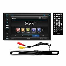 "Boss Double-DIN 320-Watt 6.5"" Touchscreen Bluetooth Car DVD/CD Player w/ Remote"