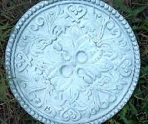 Victorian tile mold plaster cement resin casting reusable mould