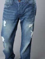 William Rast Keith Bootcut Jeans (31) Clear Water