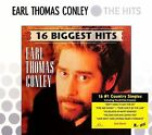 16 Biggest Hits [Remaster] by Earl Thomas Conley (CD, Sep-2006, Legacy)