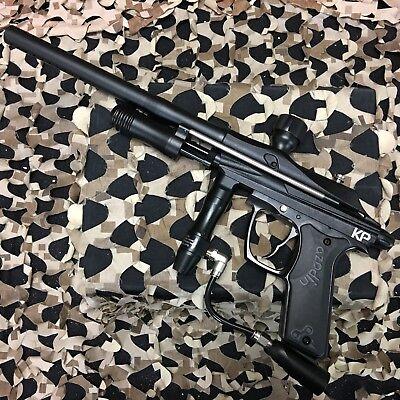 pump paintball gun action azodin kaos kp marker