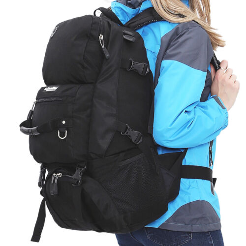 Fanshion Mens Outdoor Sports Travel Hiking Backpack Camping Rucksack Bag 40L