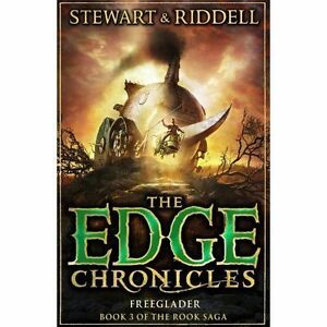 Good-The-Edge-Chronicles-9-Freeglader-Third-Book-of-Rook-Paperback-Riddell