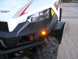 SM LED Turn Signal Light Kit Polaris Ranger 700 800 900 XP HD HO Crew 6x6 Diesel Auto Parts and Vehicles Other Motorcycle Lighting & Indicators
