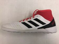 c6b880eac256 Adidas Predator Tango 18.3 Indoor Soccer Shoes 11 White Black Coral CP9929  New