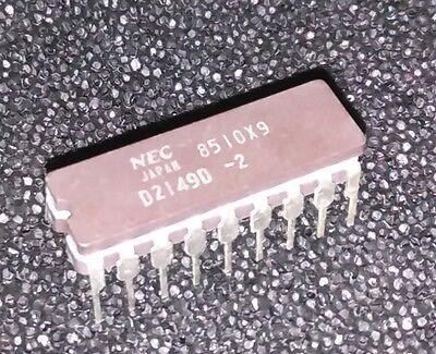 NEC UPD2114LC-1 D2114LC-1 D2114 2114 1K x 4 SRAM PDIP18 x 10pcs
