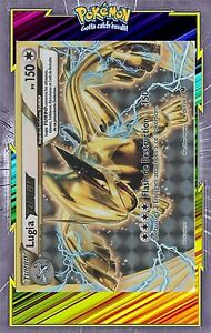 XY10: Impact des Destins Carte Pokemon Neuve Française Lugia 78//124