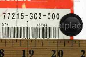 HONDA 77215-GC2-000 RUBBER B