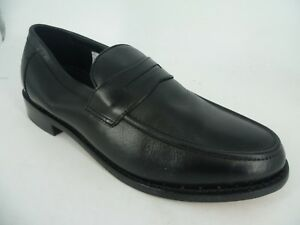 Windsor Uk 43 5 Nero Classic Samuel Loafers Ln181 9 Penny Slip Eu 08 Am 5 On 0dxfqPw