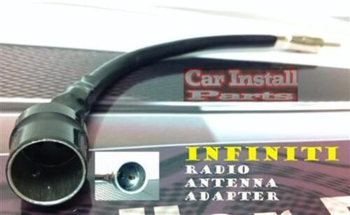 Aftermarket CAR STEREO Antenna Adapter for RADIO FM Signal Cable Fits Infiniti
