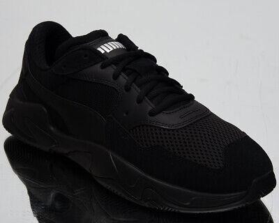 PUMA Tempête Origin Noir Hommes Décontracté Vie Chaussures Baskets 369770 02 | eBay