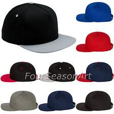 eef4c86ec4de5 item 6 Yupoong Mens Five-Panel Flat Bill Cap Baseball Hat 6007 -Yupoong Mens  Five-Panel Flat Bill Cap Baseball Hat 6007
