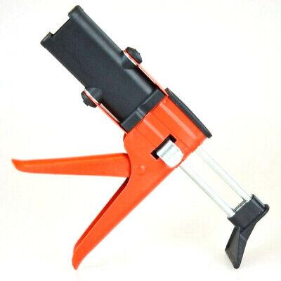 Mischpistole Leichtlaufpistole Kartuschenpistole Kli-tec 100% Wahr 2k Dosierpistole 50ml