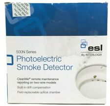 GE Sentrol ESL 449CSTE Heat and Smoke
