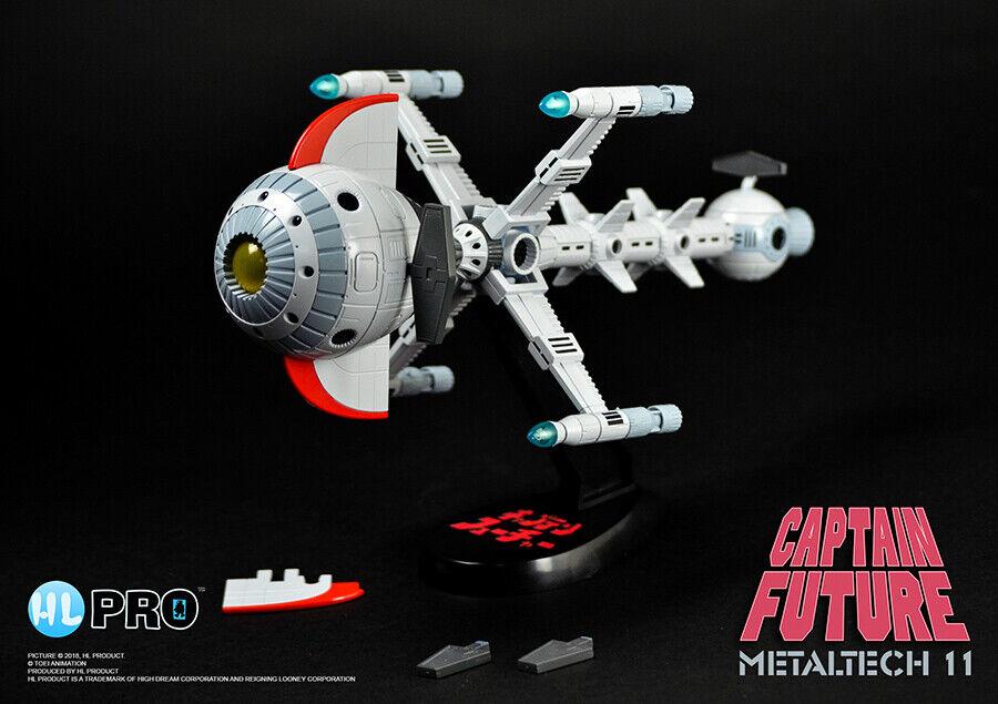 Metaltech 11 Capitan Futuro  - Future Comet