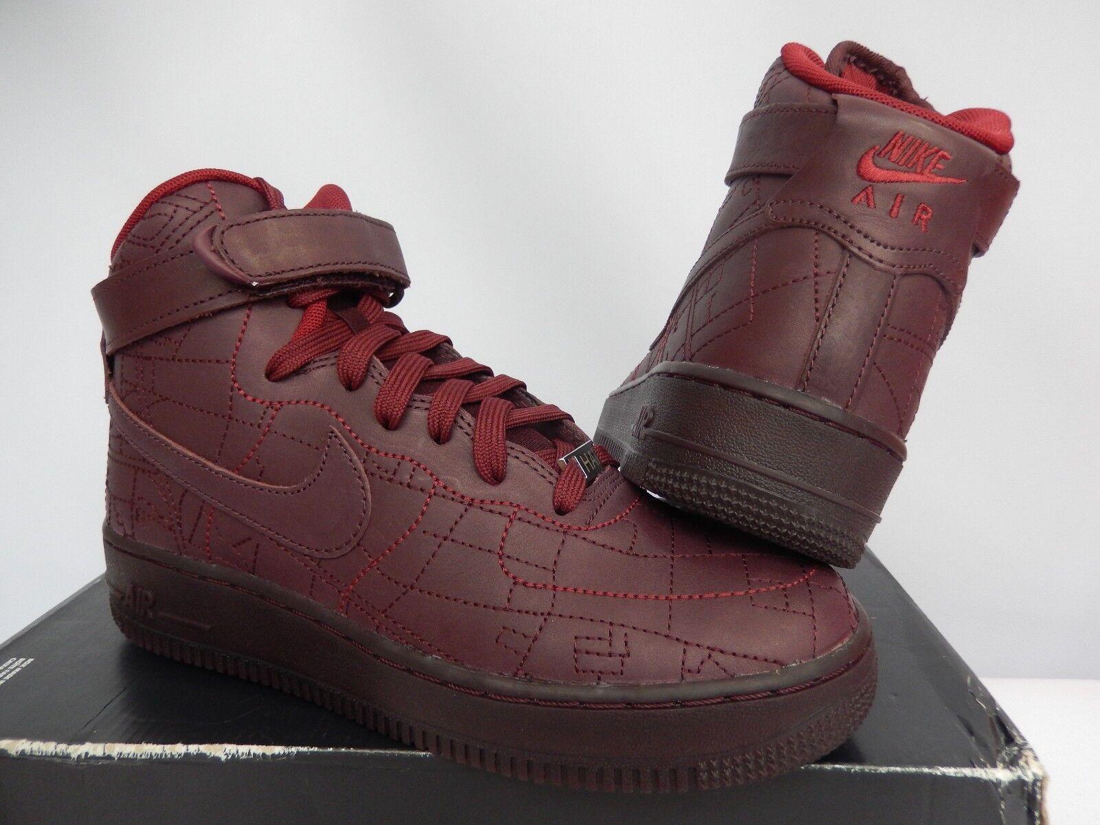 Nike Air Force 1 Hi Alta FW FW FW QS Shanghai Fashion Week Talla 8 0457ad