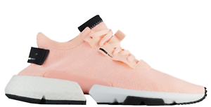 cost charm new specials buy cheap Details about New Mens ADIDAS ORIGINALS POD-S3.1 - BOOST B37364 Clear  Orange/Black Black Pink