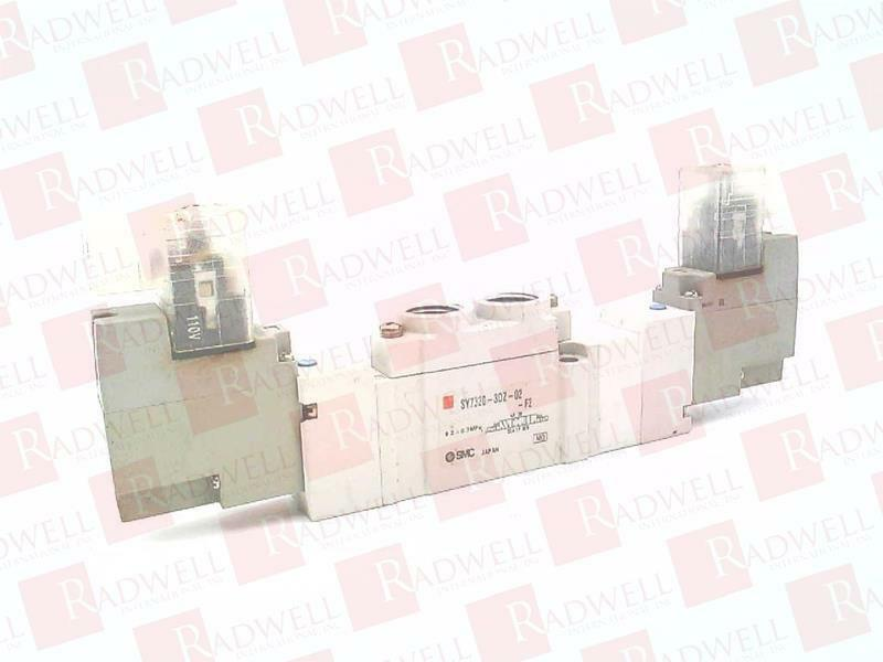 SMC SY7320-3DZ-02-F2   SY73203DZ02F2 (USED TESTED CLEANED)