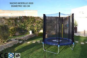Trampolino-elastico-giardino-tappeto-elastico-sport-rete-1-85-metri-D-185-cm
