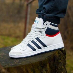 cheap for discount 8113d 450ae Image is loading adidas-TOP-TEN-HI-US-sizes-13-5-