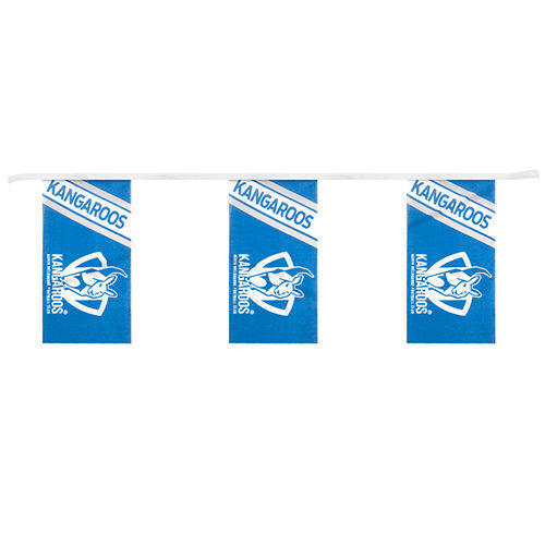 North-Melbourne-AFL-Bunting-5-Meters-Bunting-fast-shipping