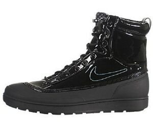 Details about 454418-002 Nike Women's ACG Tychee Mid Black/Neo Turquoise  Sizes 6-8.5 NIB