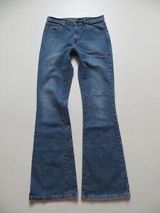Levi-039-s-525-Bootcut-Jeans-Hose-W-31-L-34-Hippie-Schlaghose-bequem-mit-Stretch
