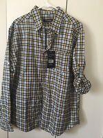 Prestige Mens Wear Cotton Blend Long Sleeve T Shirt Mens