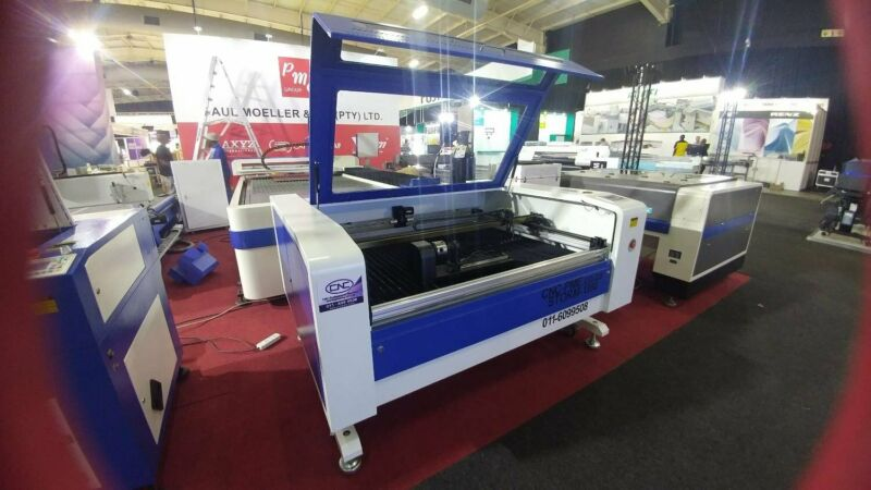 Laser Cutter and Engraver - 900x600mm or 1300x900mm Can cut wood, perspex, cloth, leather etc.