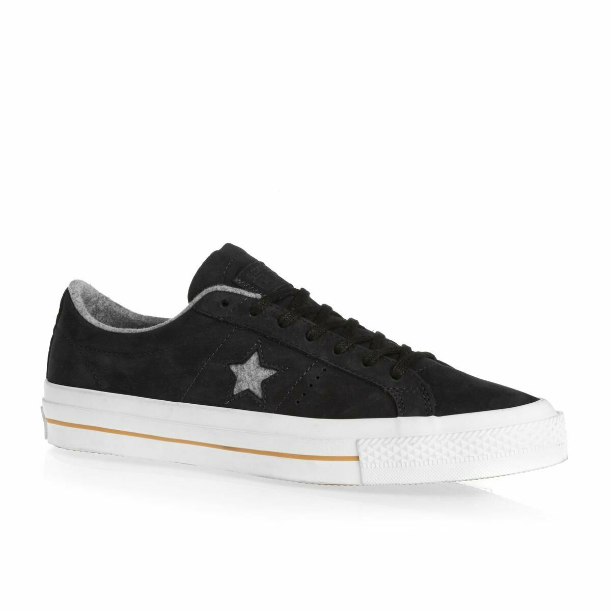 Converse Mens One Star Pro Ox Suede Low Top Casual shoes