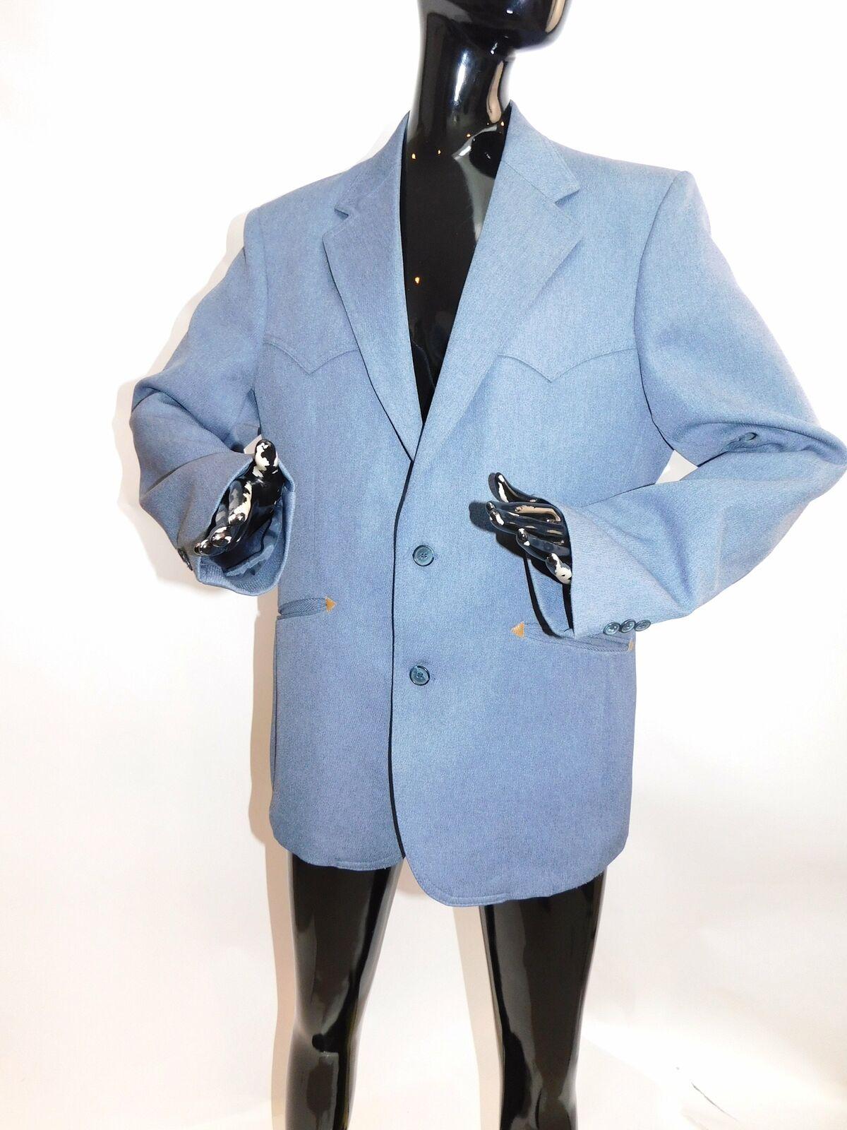 Vintage 1970s Western suit jacket by Levis - image 3