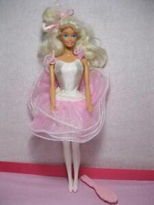 My First Ballerina Barbie #1788 (1986) by Mattel