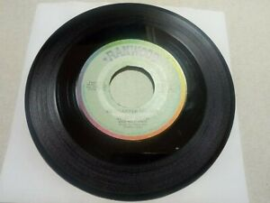 """1973, Jerry Smith: Sioux City Sue/Red Garter Saloon [EX-] 45RPM 7"""" vinyl record"""