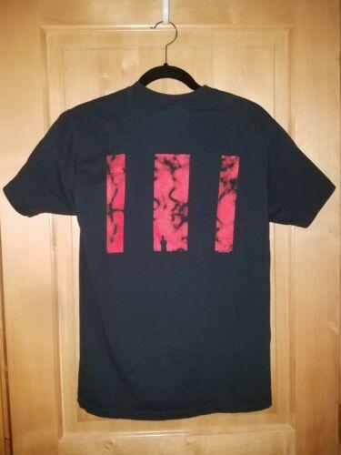 Nine Inch Nails T-Shirt Double Sided Size Medium … - image 1