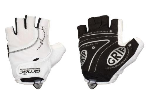Paire de blanc CARNAC Superleggero d/'été Road Racing moufles 64/% off vélo gants