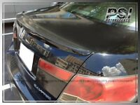 Painted Oe Style Trunk Spoiler Lip For 2008-2012 Honda Accord Choose Your Color