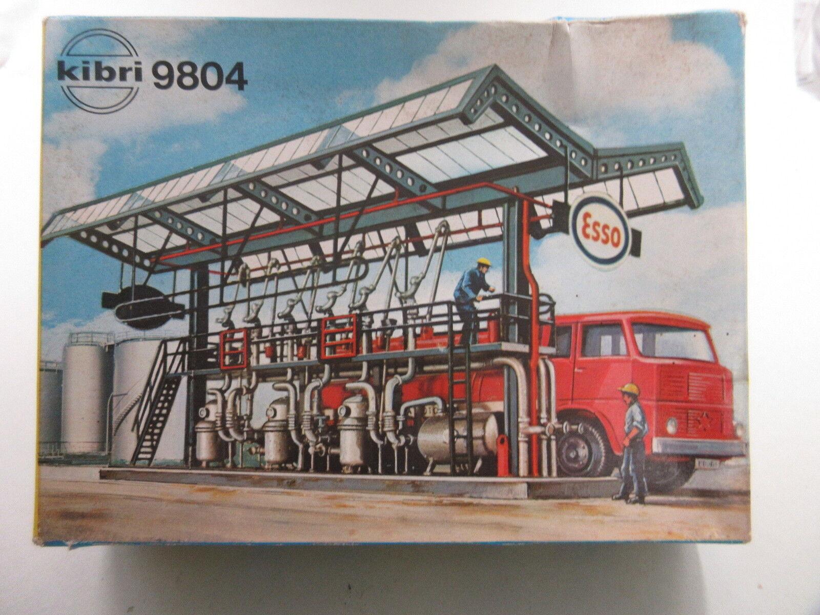 Kibri h0 9804 camión cisterna llenado edad kit OVP