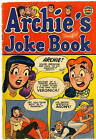 Archie's Joke Book: v. 1: Celebration of Bob Montana Gags! by Idea & Design Works (Hardback, 2011)