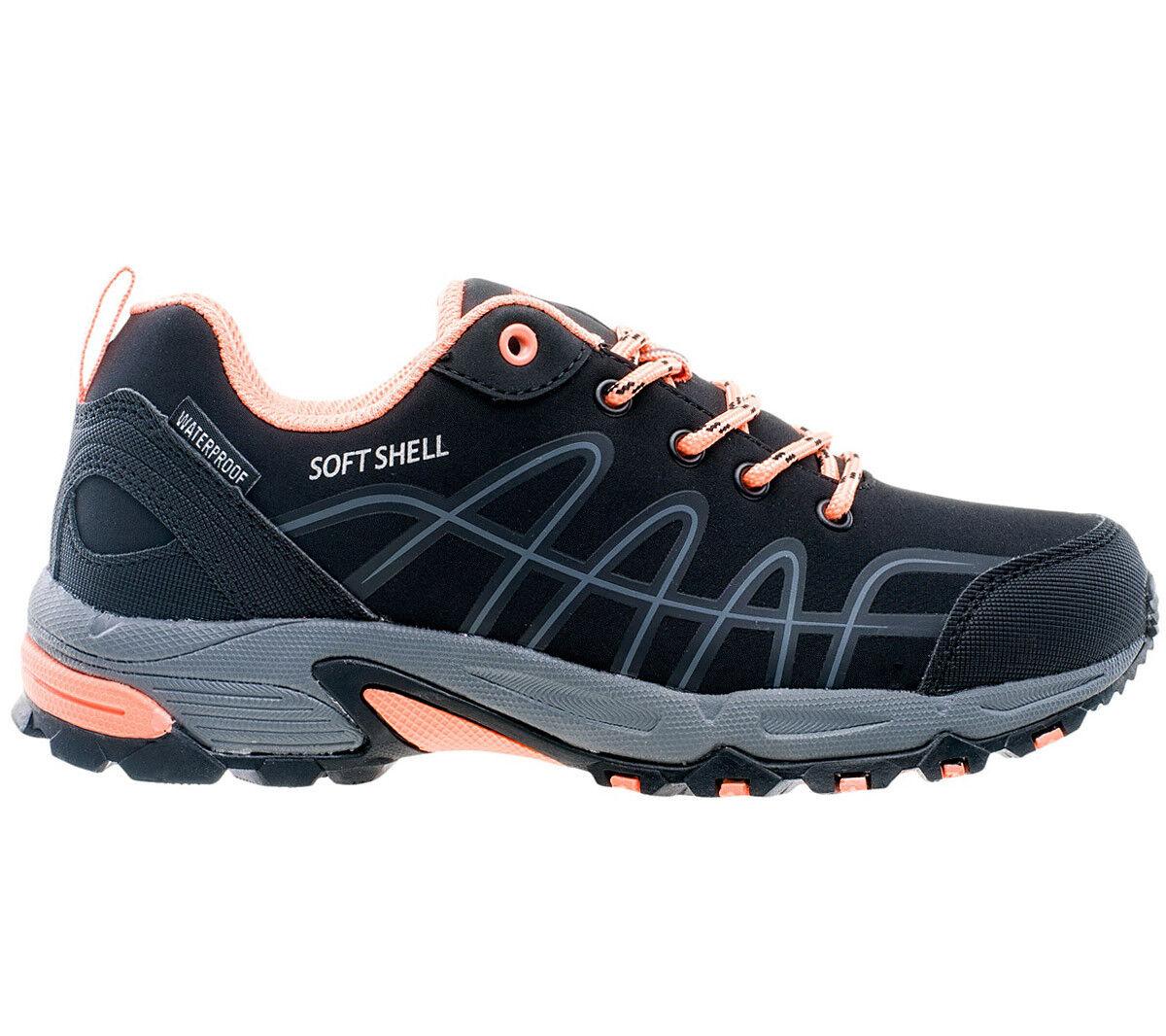 Hi-Tec pamio Low Wp Zapatos Mujer Waterproof Botas Senderismo Outdoor montañas