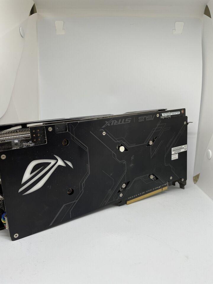 Rx 580 Asus, 8gb GB RAM, God