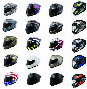 SCORPION-EXO-R420-FULL-FACE-MOTORCYCLE-HELMET-SNELL-DOT-MULTI-SIZE-COLOR
